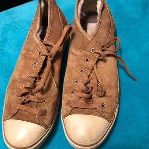 Ugg Tan Sneakers